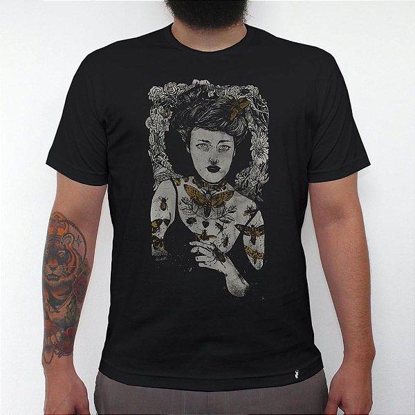 Creatures - Camiseta Clássica Masculina