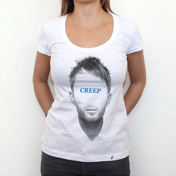 Creep - Camiseta Clássica Feminina
