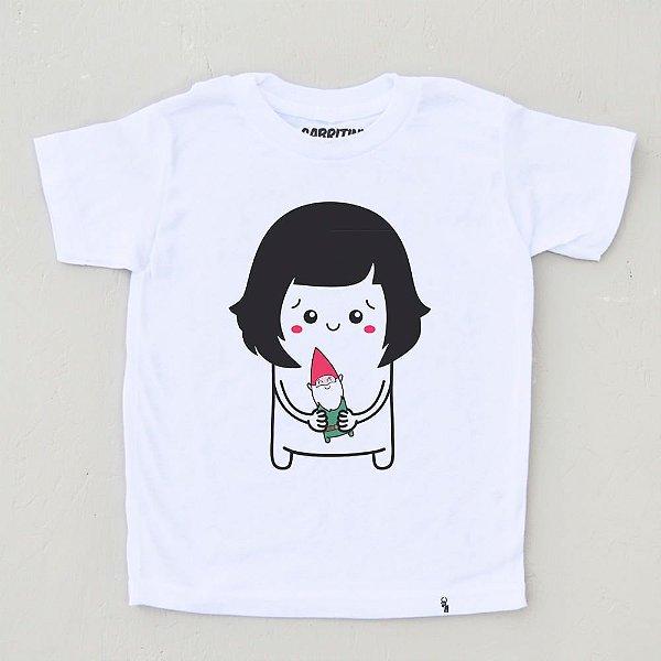 Cuti Amélie - Camiseta Clássica Infantil