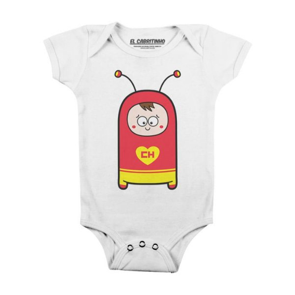 Cuti Chapolin - Body Infantil