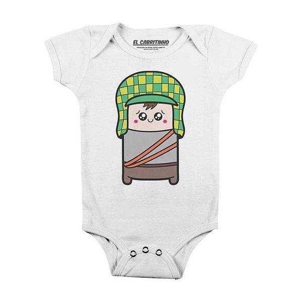 Cuti Chaves - Body Infantil