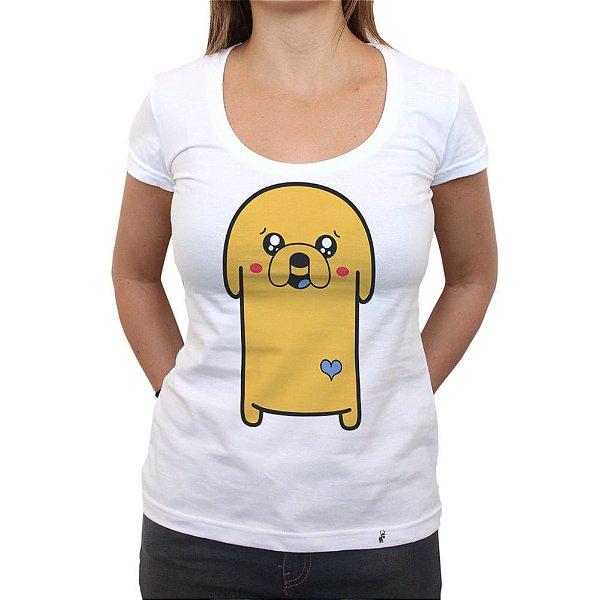 Cuti Jake - Camiseta Clássica Feminina
