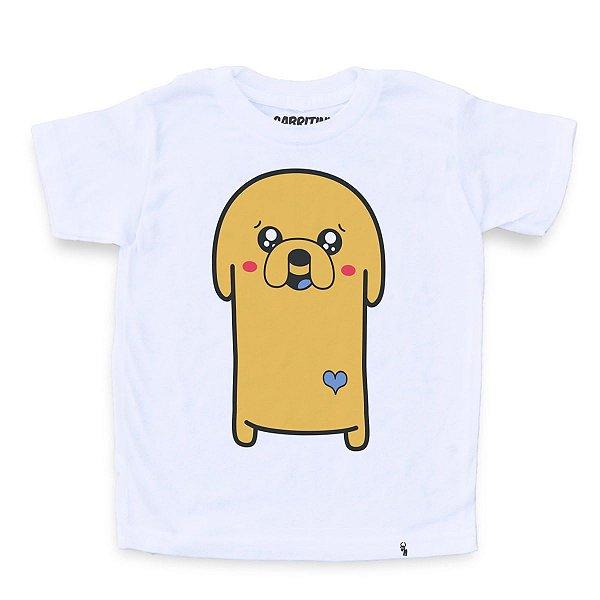 Cuti Jake - Camiseta Clássica Infantil