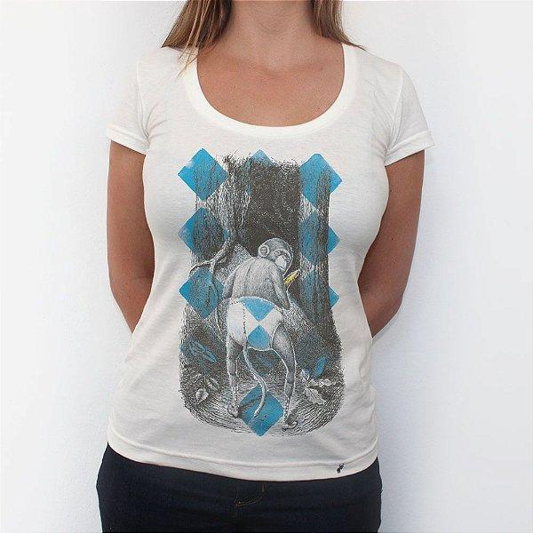 Divina Comédia - Camiseta Clássica Feminina