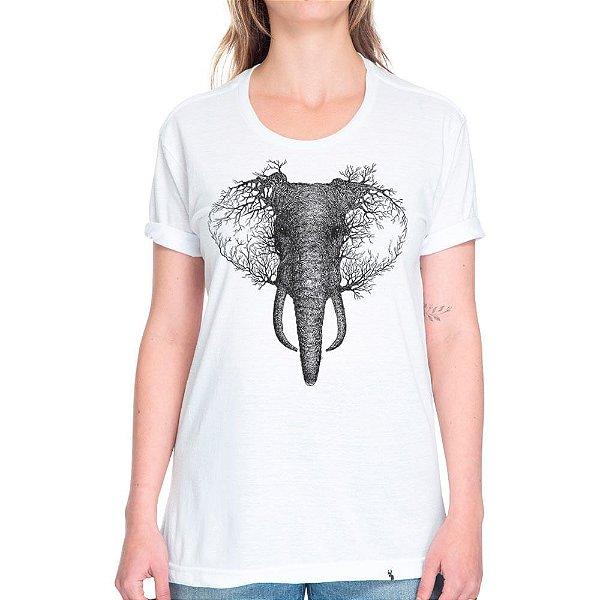 Elephant - Camiseta Basicona Unissex