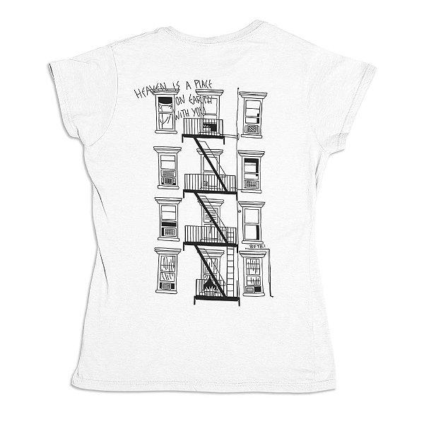 Escape - Camiseta Clássica Feminina
