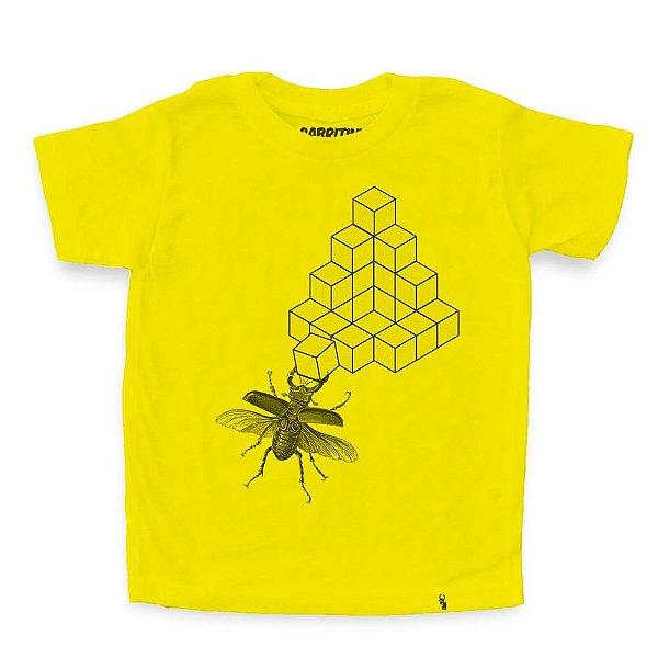 Estampa 1 - Camiseta Clássica Infantil
