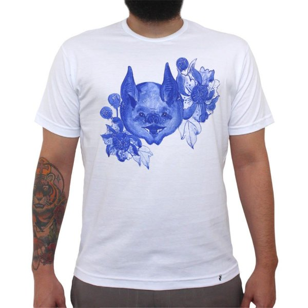 Fat bat - Camiseta Clássica Masculina