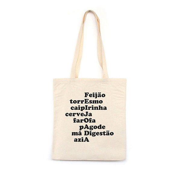FEIJOADA - Bolsa de Lona