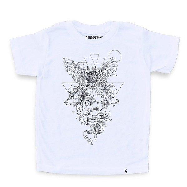 Feral Conscience - Camiseta Clássica Infantil