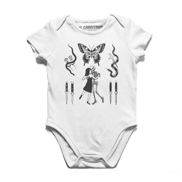 Flashes Tattoo - Body Infantil