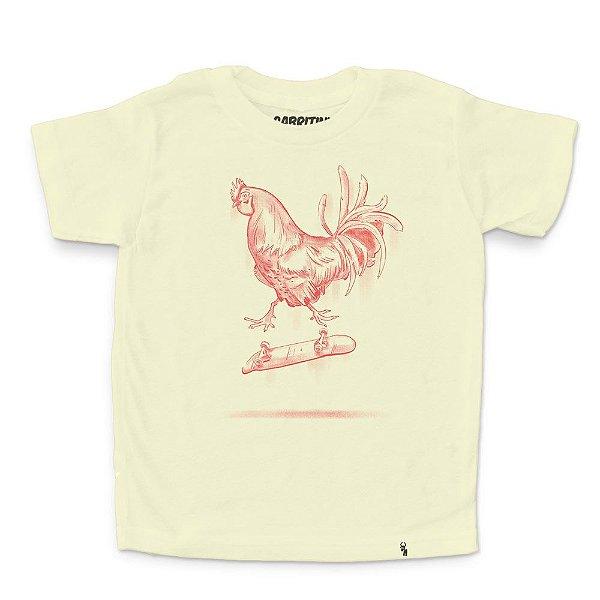 Flip do Galo - Camiseta Clássica Infantil