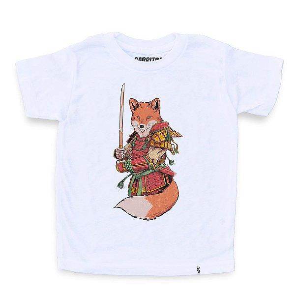 Foxmurai - Camiseta Clássica Infantil