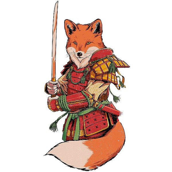 Foxmurai - Camiseta Clássica Masculina