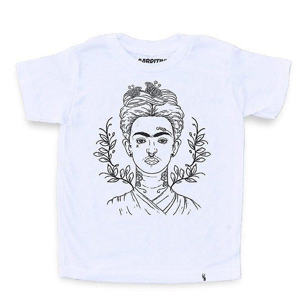 Frida - Camiseta Clássica Infantil