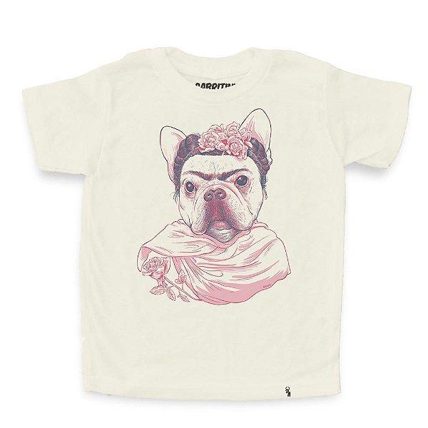 Fridog - Camiseta Clássica Infantil