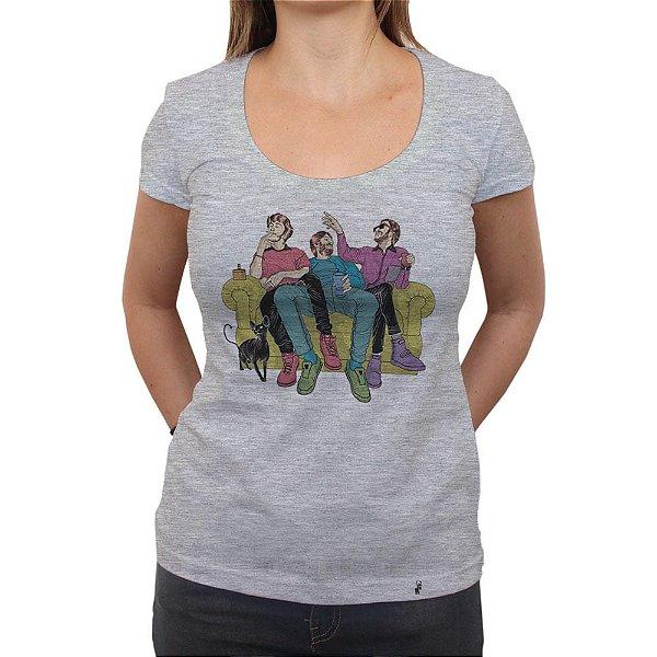 Friends - Camiseta Clássica Feminina