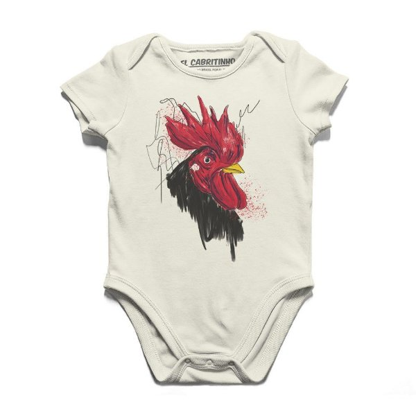 Galo - Body Infantil