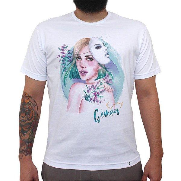 Geminiana - Camiseta Clássica Masculina