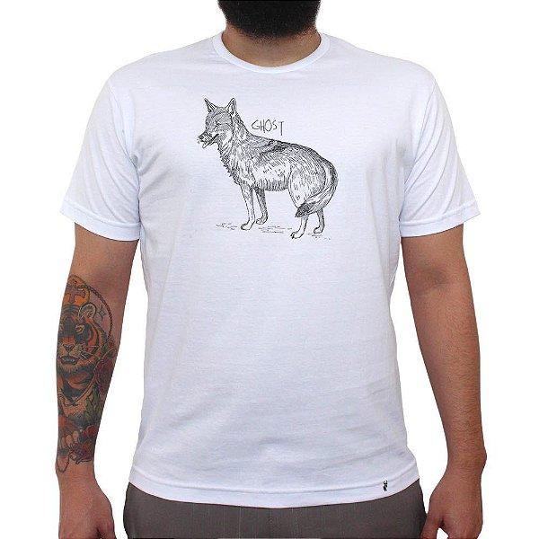 Ghost - Camiseta Clássica Masculina