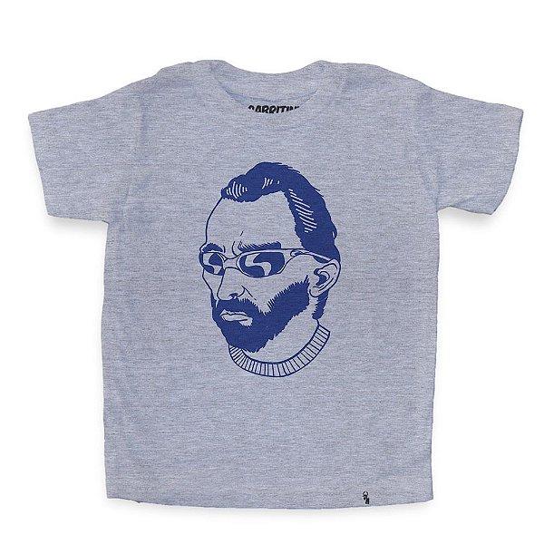 Gogh Hipster - Camiseta Clássica Infantil
