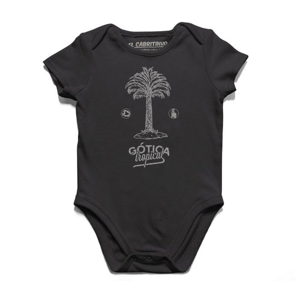 Gótica Tropical - Body Infantil