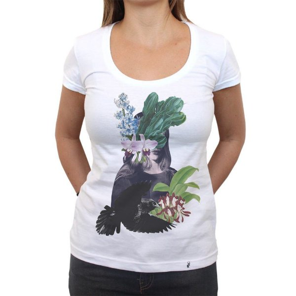 Growin up - Camiseta Clássica Feminina