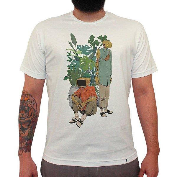 Heritage - Camiseta Clássica Masculina