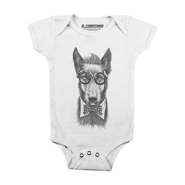 Hipster Dog - Body Infantil