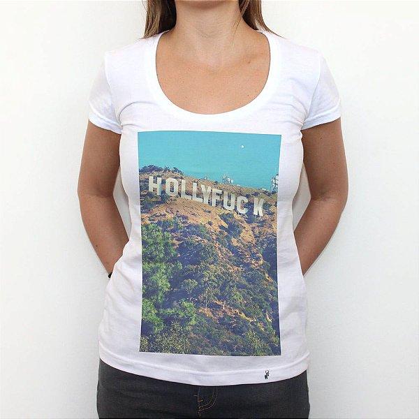 Hollyfuck - Camiseta Clássica Feminina