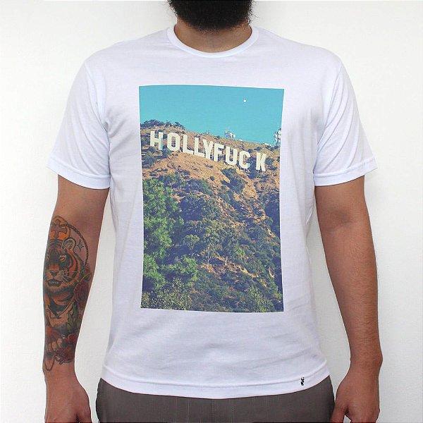 Hollyfuck - Camiseta Clássica Masculina