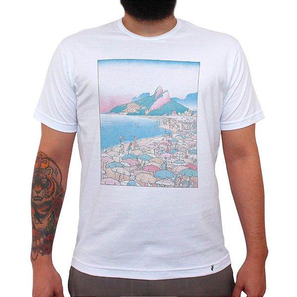 Ipanema - Camiseta Clássica Masculina