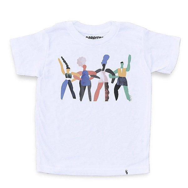 Juntas - Camiseta Clássica Infantil