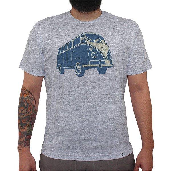 Kombi - Camiseta Clássica Masculina