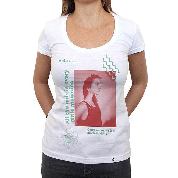 Lack of Color - Camiseta Clássica Feminina