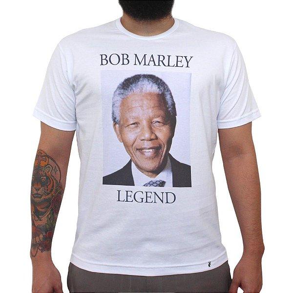 Legend - Camiseta Clássica Masculina