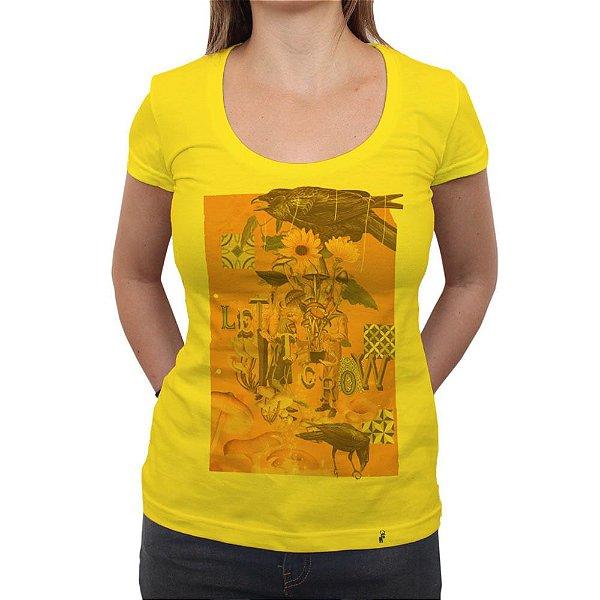 Let It Grow - Camiseta Clássica Feminina