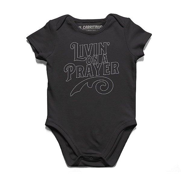Livin On a Prayer - Body Infantil