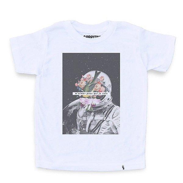 M Aimer Pour Qui Je Suis - Camiseta Clássica Infantil