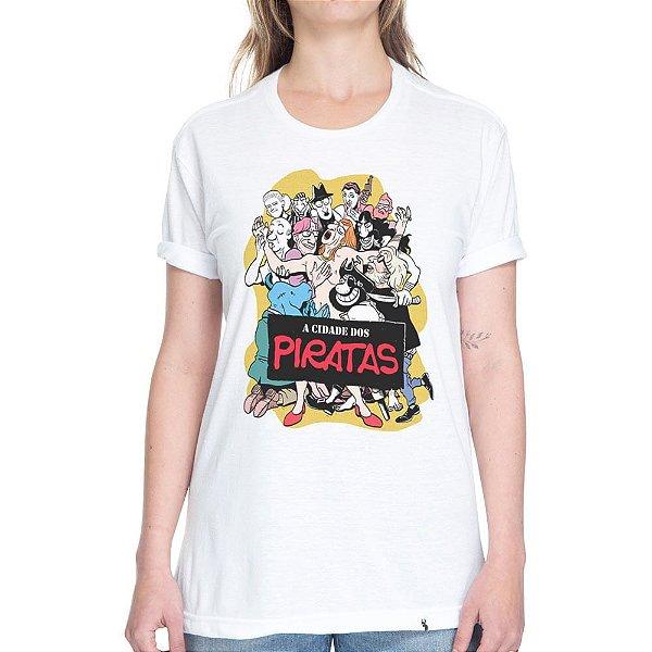 Macunaíma - Camiseta Basicona Unissex