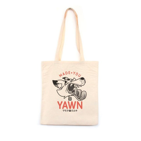 Made You Yawn  - Bolsa de Lona