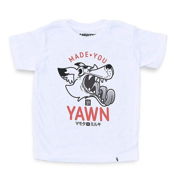 Made You Yawn - Camiseta Clássica Infantil