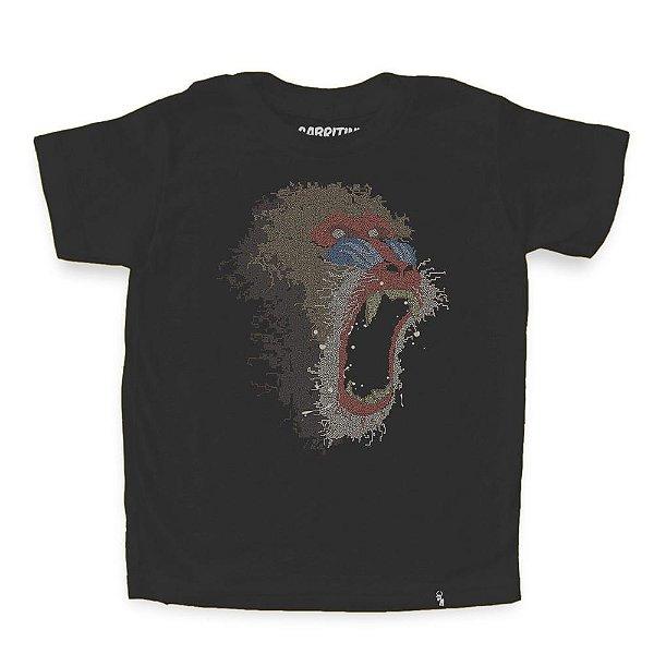 Mandrillus Sphinx - Camiseta Clássica Infantil