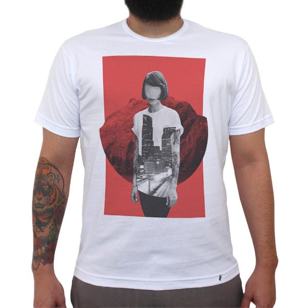Mars Whater - Camiseta Clássica Masculina
