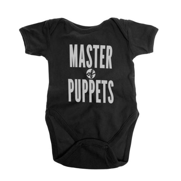 Master of Puppets - Body Infantil