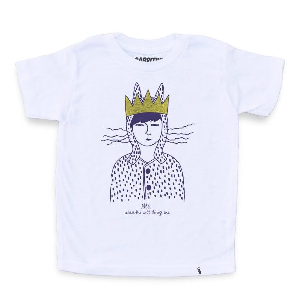 Max - Where The Wild Things Are - Camiseta Clássica Infantil