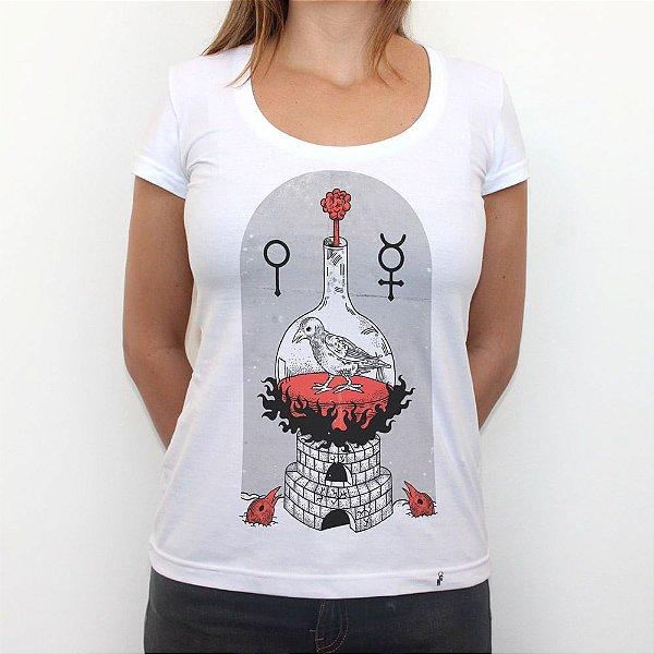 Mercurio - Camiseta Clássica Feminina