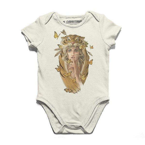 Miss Tigress - Body Infantil