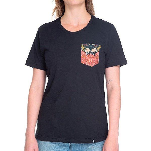 Mistico - Camiseta Clássica com Bolso