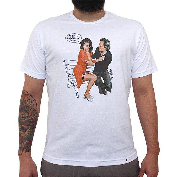 No Puedo, Ainda Estoy Con Fomita - Camiseta Clássica Masculina